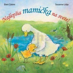 Susanne Lütje: Najlepšia mamička na svete cena od 120 Kč