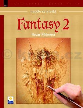 Socar Myles: Naučte se kreslit - Fantasy 2 cena od 230 Kč