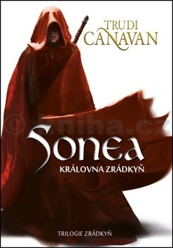 Trudi Canavan: Sonea: Královna Zrádkyň cena od 276 Kč