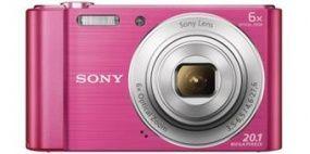 Sony DSC-W810 cena od 2389 Kč