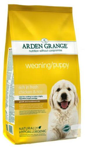 Arden Grange Puppy Weaning 2 kg cena od 264 Kč