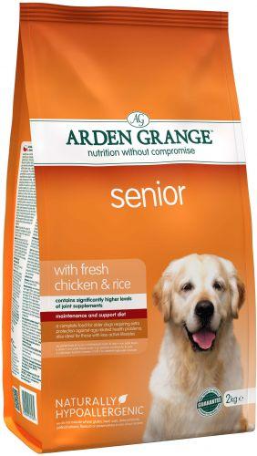 Arden Grange Dog Senior - 2 kg