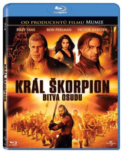 Bontonfilm Král Škorpion - Bitva osudu (BLU-RAY) BD