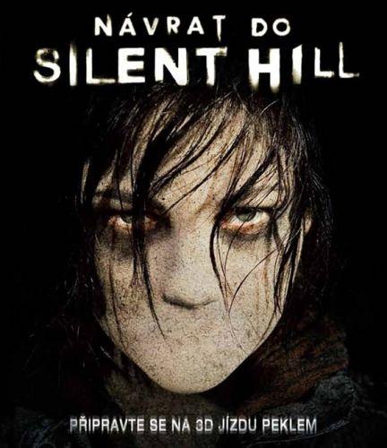 Návrat do Silent Hill 3D BD