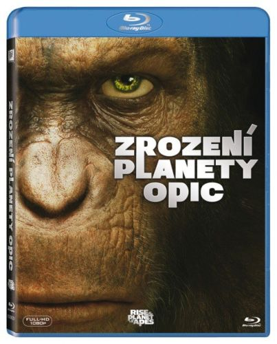 Bontonfilm Zrození planety opic (James Franco) (BLU-RAY) BD cena od 162 Kč