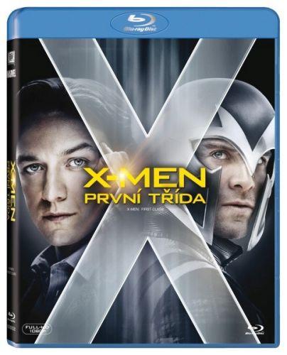 Bontonfilm X-Men: První třída (James McAvoy) (BLU-RAY) BD