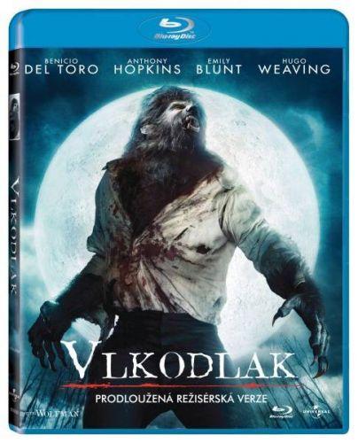 Bontonfilm Vlkodlak - prodloužená režisérská verze BD
