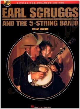 Hal Leonard Scruggs Earl | 5-String Banjo (+CD) | Noty na banjo cena od 947 Kč