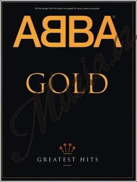 Wise Publication ABBA | ABBA Gold - Největší hity | Zpěvník-noty