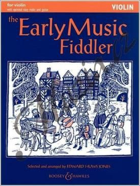 Boosey & Hawkes Album | The Early Music Fiddler - Violin Edition | Noty na housle cena od 199 Kč
