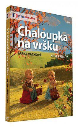 DVD Chaloupka na vršku – Nové příběhy - 1 DVD