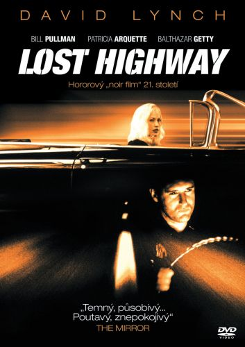 Lost Highway DVD