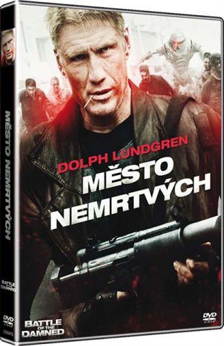 Město nemrtvých DVD