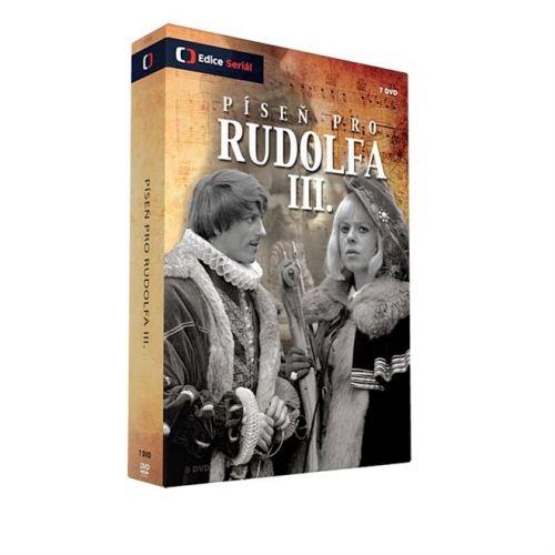 DVD Píseň pro Rudolfa III. - 7DVD