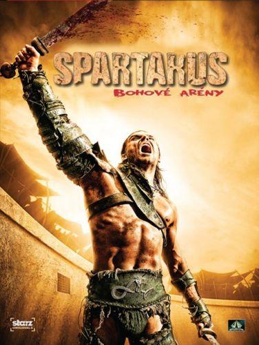Spartakus: Bohové arény DVD