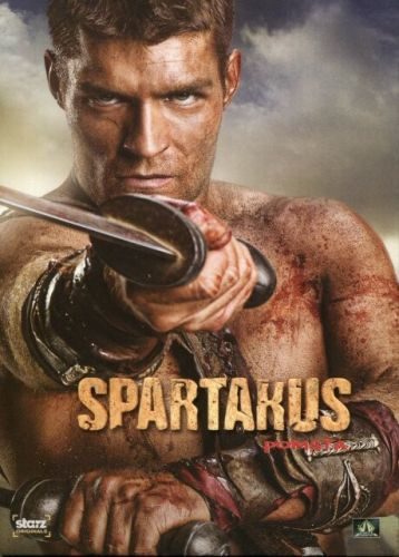 Spartakus: Pomsta 4 DVD