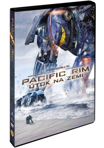 Pacific Rim Útok na Zemi DVD