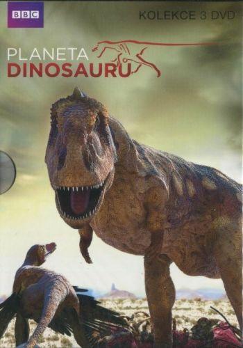 Planeta dinosaurů kolekce 3xDVD