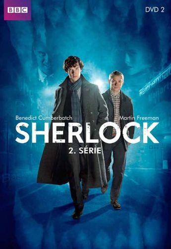 Sherlock 5 - Pes Baskervillský (2. série), DVD