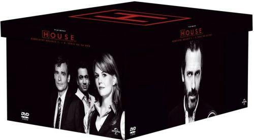 Dr. House komplet 1-8 DVD