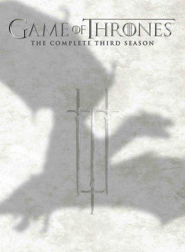 Hra o trůny 3. série DVD cena od 588 Kč