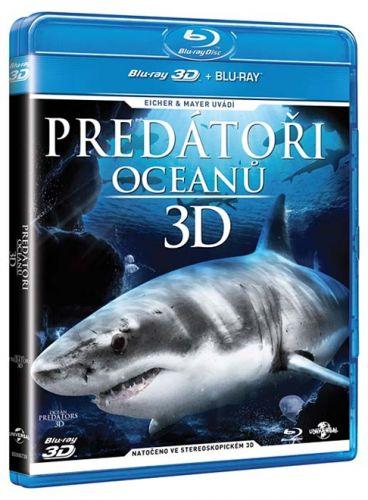 Predátoři oceánů 3D BD