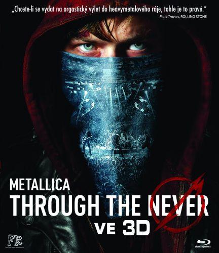 Metallica: Through the Never BD