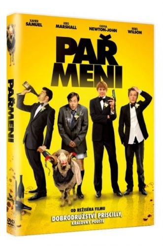 Pařmeni DVD