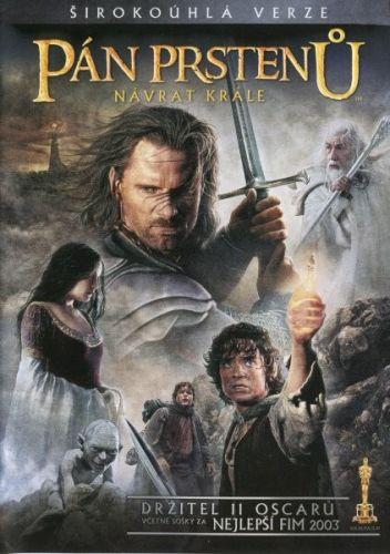 Pán prstenů: Návrat krále 1x DVD cena od 178 Kč