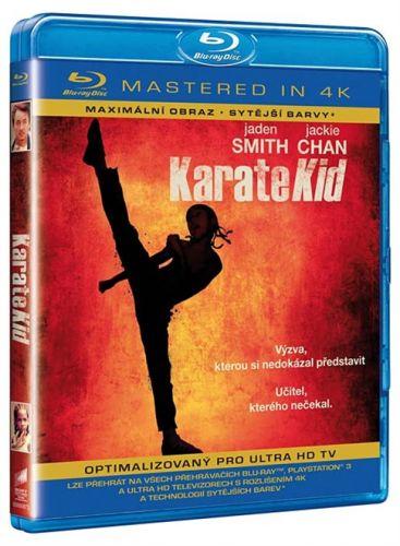 Karate Kid Mastered in 4K DVD