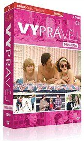 Vyprávěj II. - 8x DVD