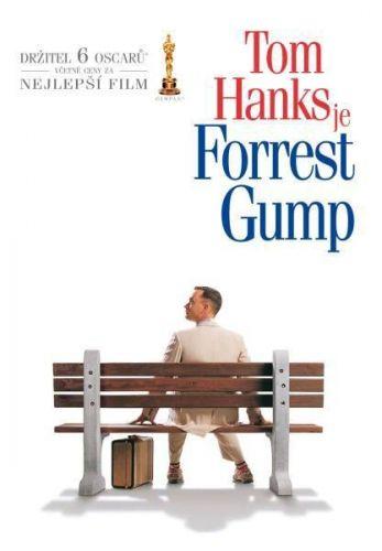 Forrest Gump 1 DVD cena od 178 Kč