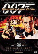 James Bond 007 - Diamanty jsou věčné DVD