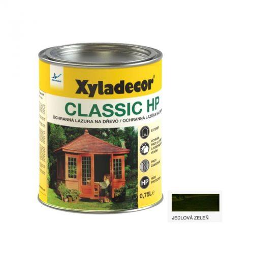 Xyladecor Classic HP jedlová zeleň 0,75 l