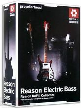 Propellerhead Reason Electric Bass Refill