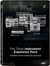 Avid Instrument Expansion Pack