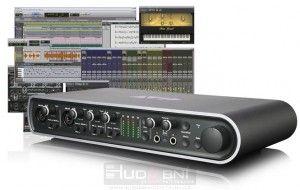 Avid Mbox Pro PT 9 bundle