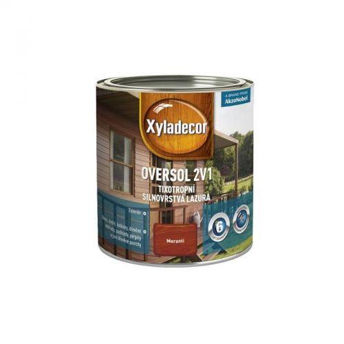 Xyladecor Oversol 2v1 vlašský ořech 2,5 l