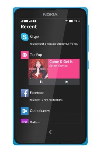 Nokia X cena od 2370 Kč