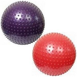 ATHLETIC24 Gymnastický míč masážní 55 cm