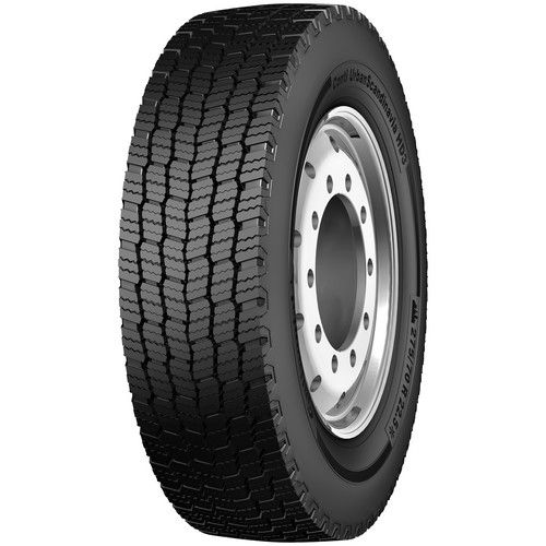 CONTINENTAL URBAN SCANDINAVIA HD3 275/70 R22,5 150/145J