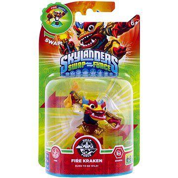 Activision Skylanders: Swap Force Fire Kraken
