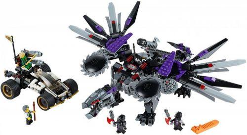 Lego Ninjago Nindroidní robodrak 70725