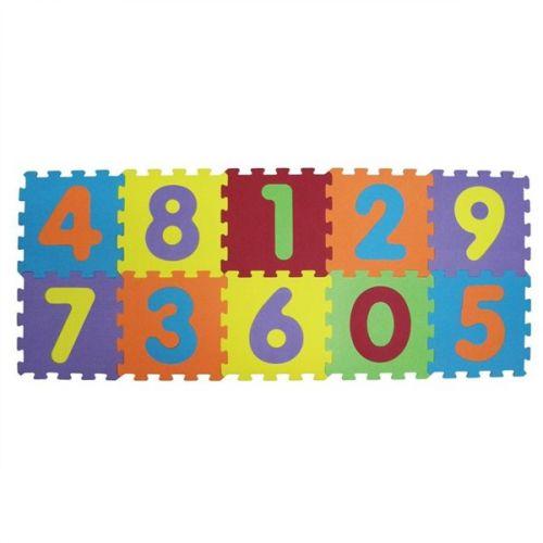 Ludi Puzzle pěnové čísla 10 dílků