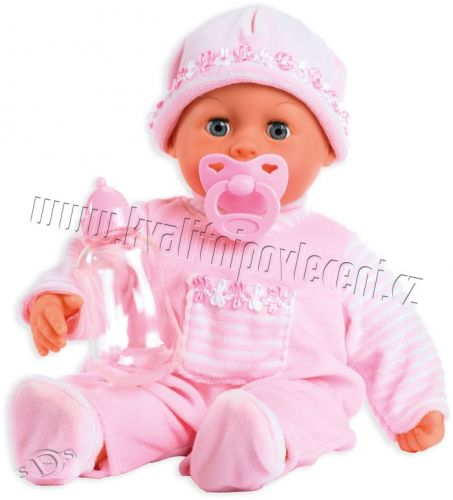 Bayer Design First Words Baby 38 cm