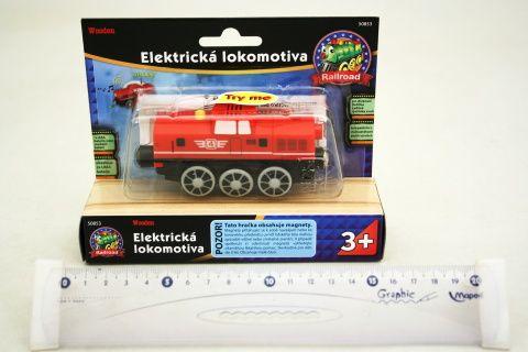 Maxim Elektrická lokomotiva 50853