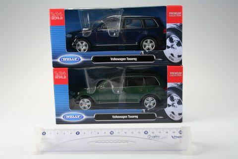 Welly Volkswagen Touareg 1:24