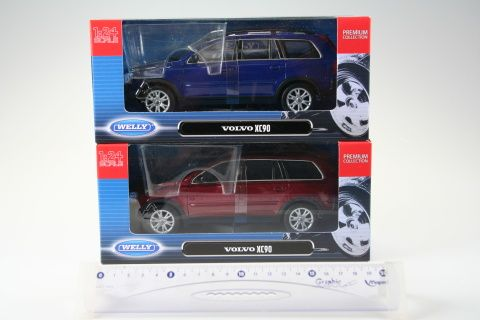 Welly Volvo XC90 1:24