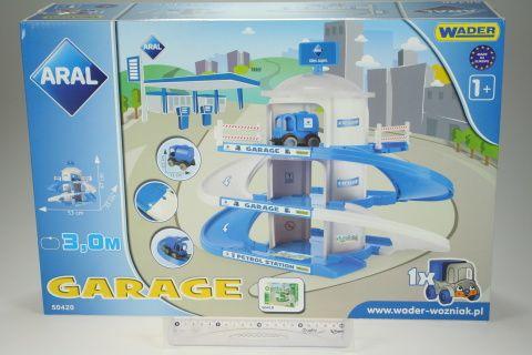 WADER Garáž ARAL 3 patra cena od 348 Kč