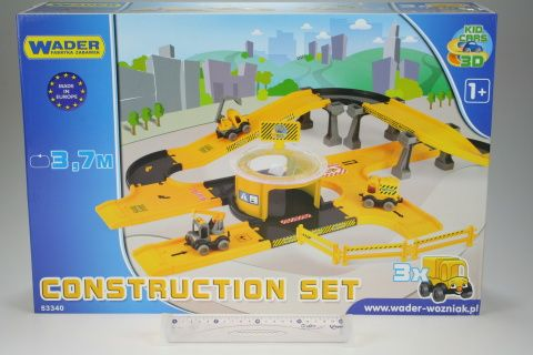 WADER Kid car 3D stavba cena od 398 Kč